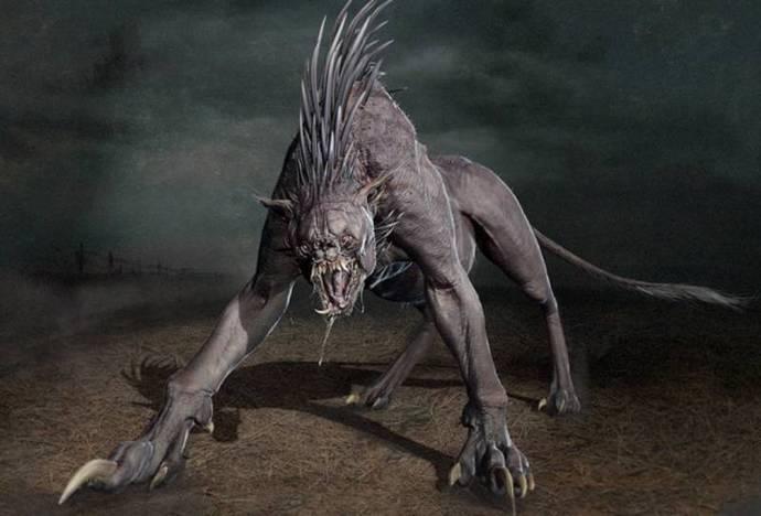 Что за зверь чупакабра